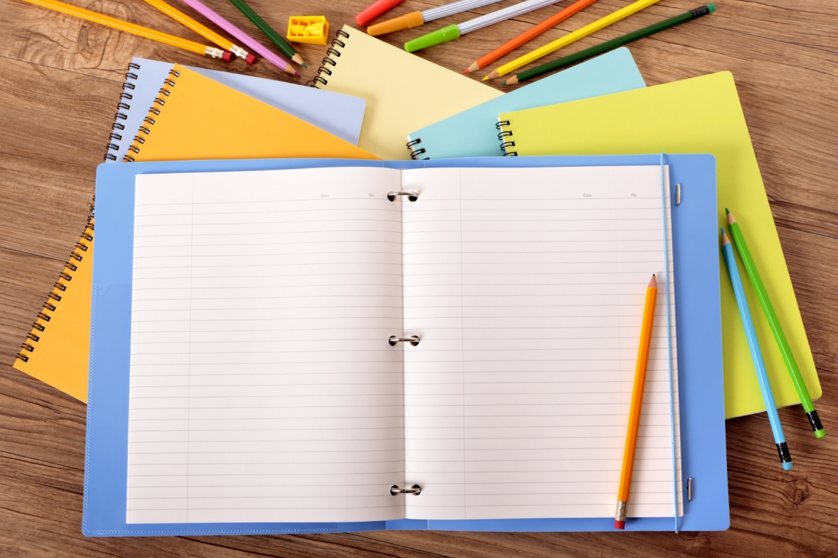 wastage of Notebook