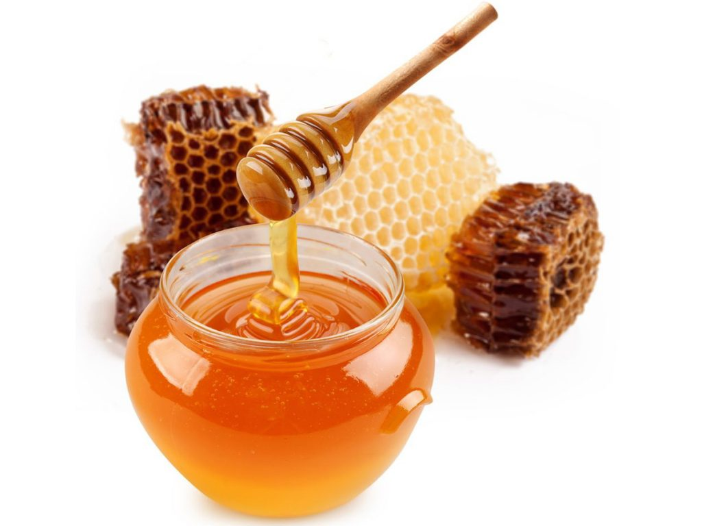 Honey-for dry skin
