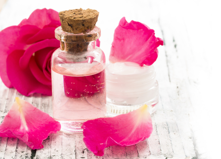 Rose-Water for skin