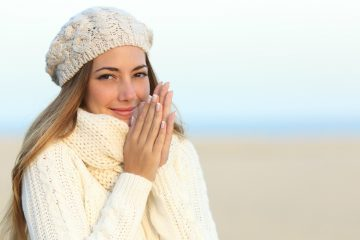 get rid-Of-Dry-Skin-In-Winter