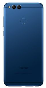 Huawei Honor 7x Back- Blue