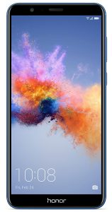 Huawei Honor 7x Front- Blue