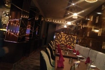 The imperial spice Ambience
