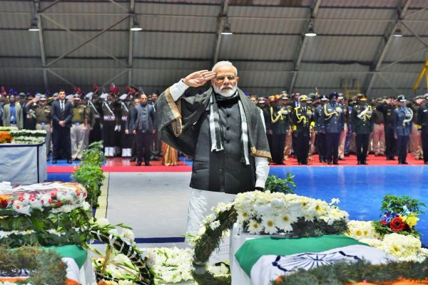 Pulwama Attack - Salute to martyr