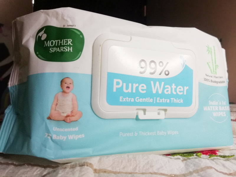 Mother-Sparsh-Baby-Wipes